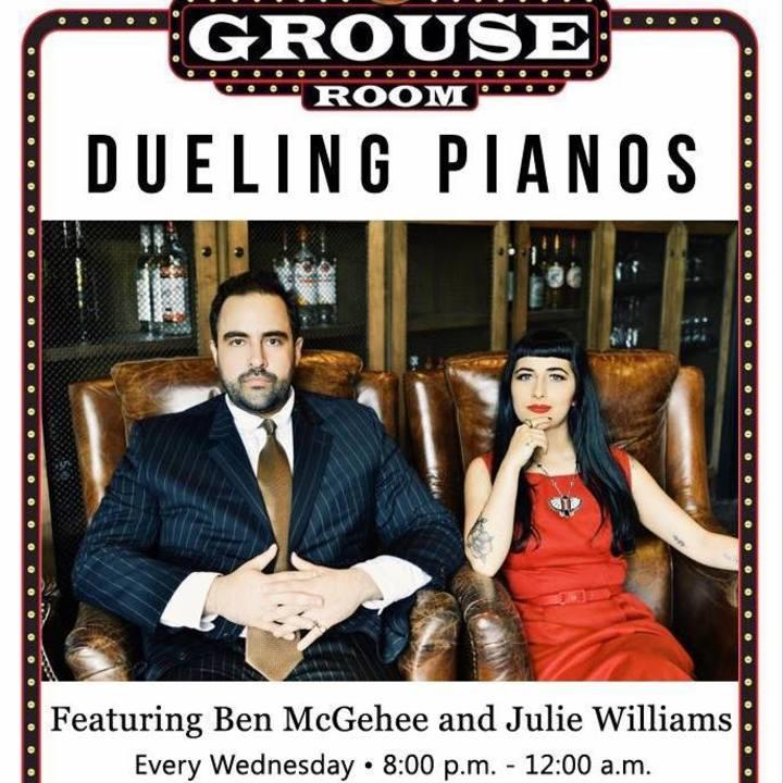 Julie Williams Tour Dates