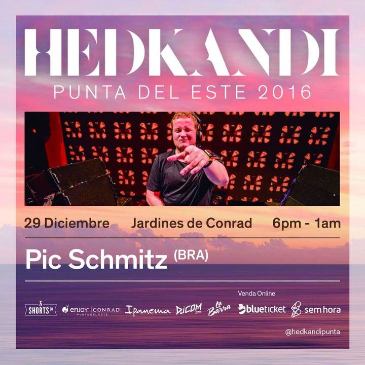 Pic Schmitz @ Hed Kandi - Punta Del Este, Uruguay
