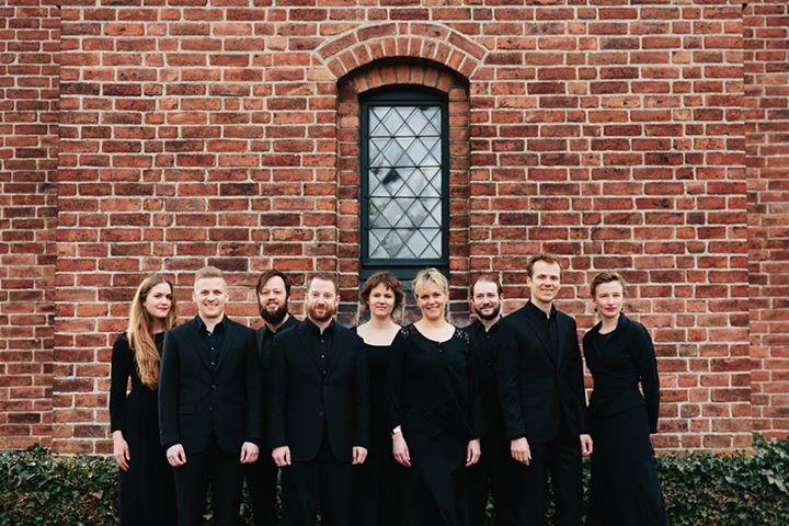 Christian IV Vokalensemble @ Gentofte Kirke - Gentofte, Denmark