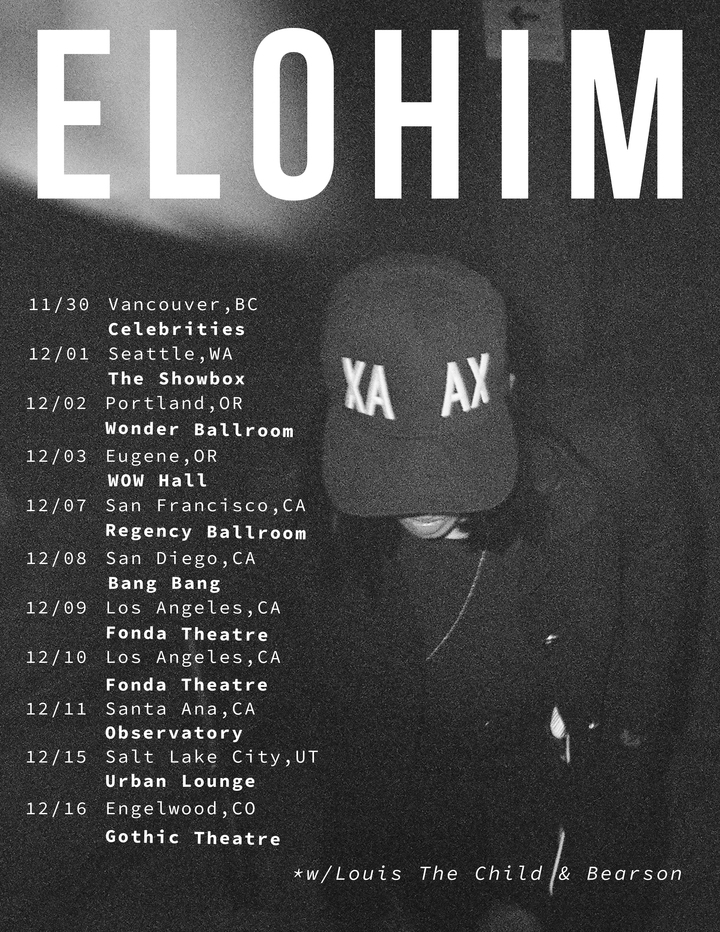 Elohim @ The Fonda Theater - Hollywood, CA