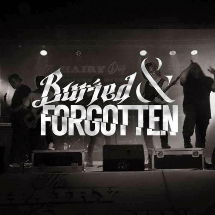 Buried And Forgotten Tour Dates