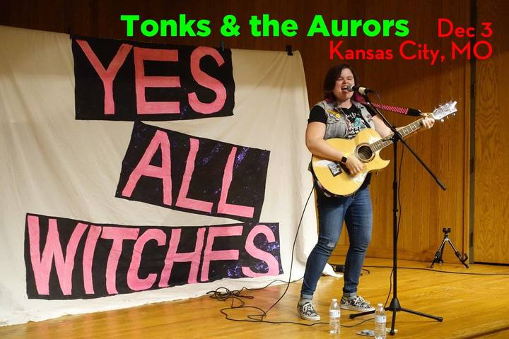 Tonks and the Aurors @ Kansas City Scottish Rite of Free Masonry - Kansas City, MO