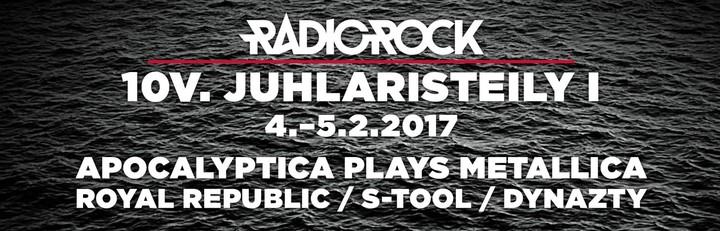 Dynazty @ Radio Rock Risteily XXI - Helsinki, Finland