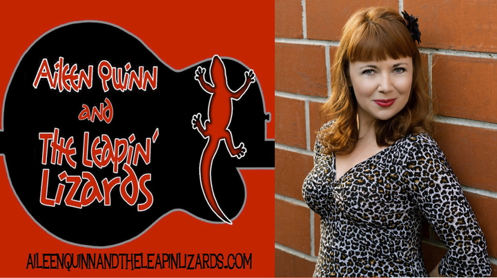 Aileen Quinn And The Leapin' Lizards @ Shenanigan's - Long Beach, CA