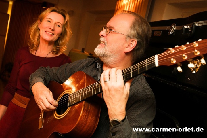 Carmen Orlet & Hugo Dietrich Tour Dates