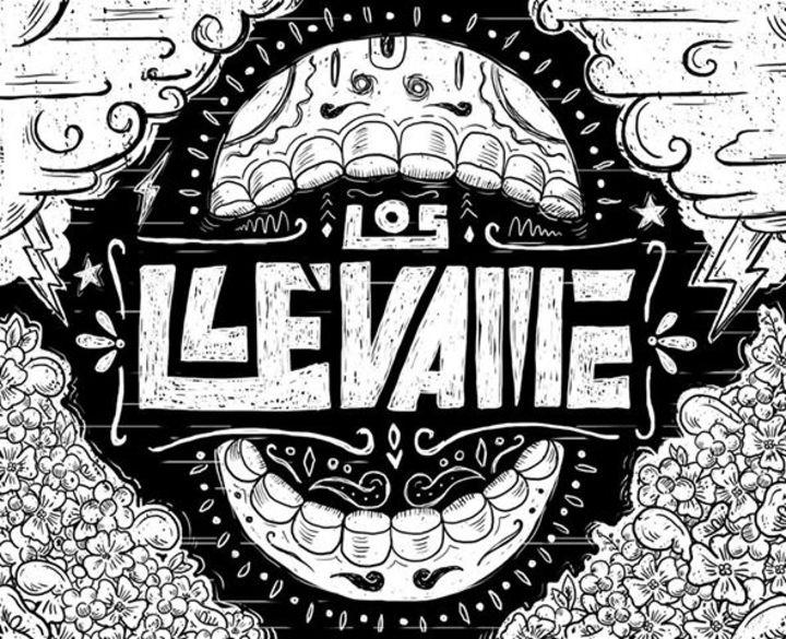 Los Llévame Tour Dates