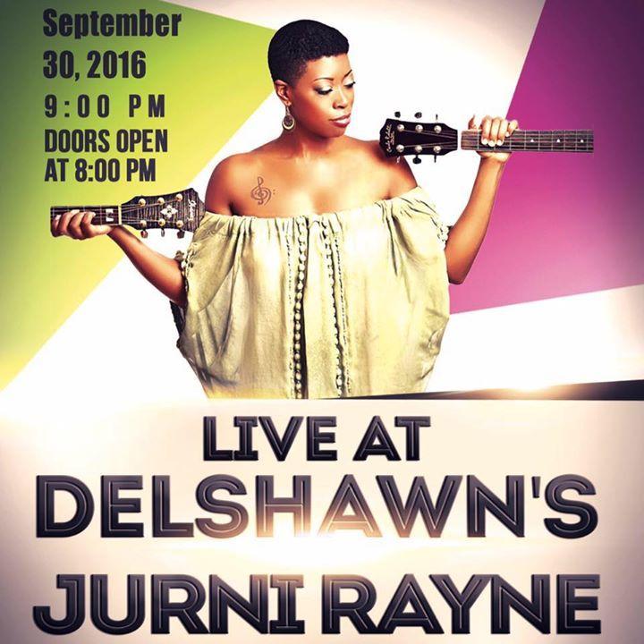 Jurni Rayne Tour Dates