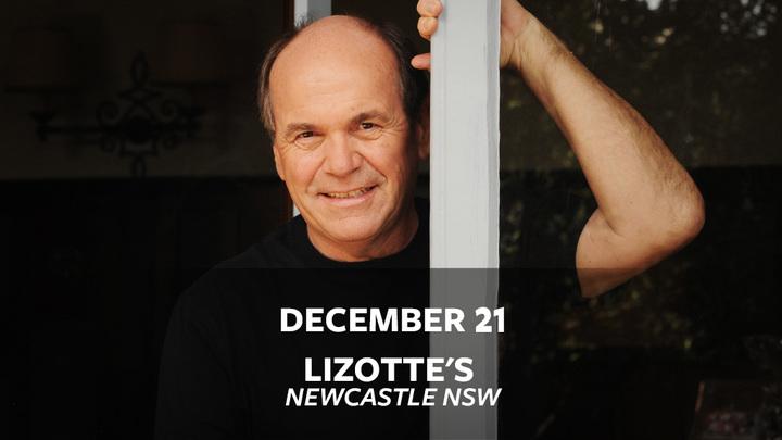 Glenn Shorrock @ Lizotte's - Lambton, Australia