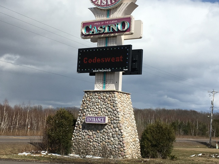 CodeSweat Entertainment @ LCO Casino Lodge & Convention Center  - Hayward, WI