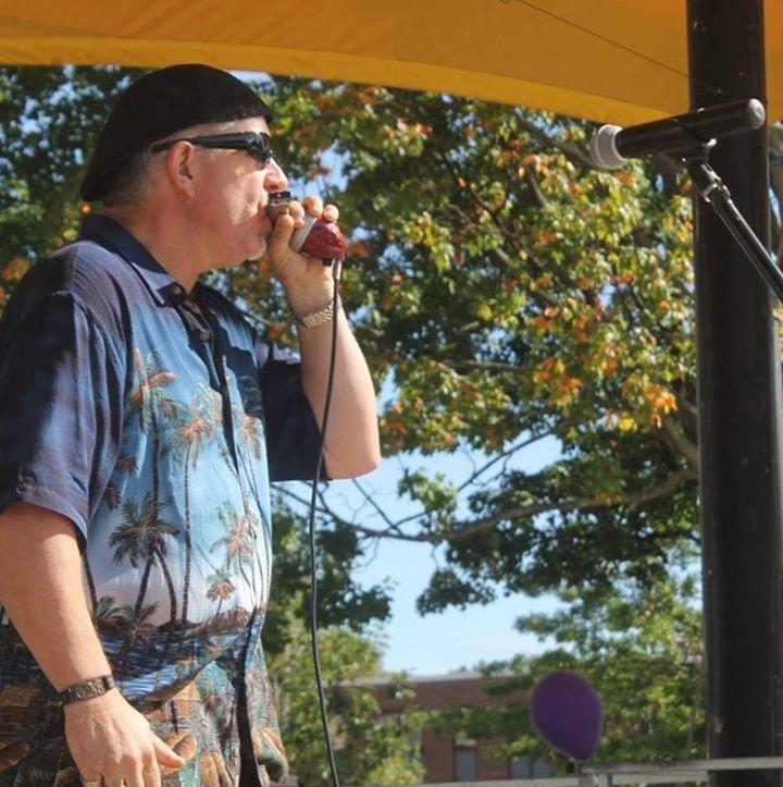 Dr Harps Blues Revue Band Tour Dates