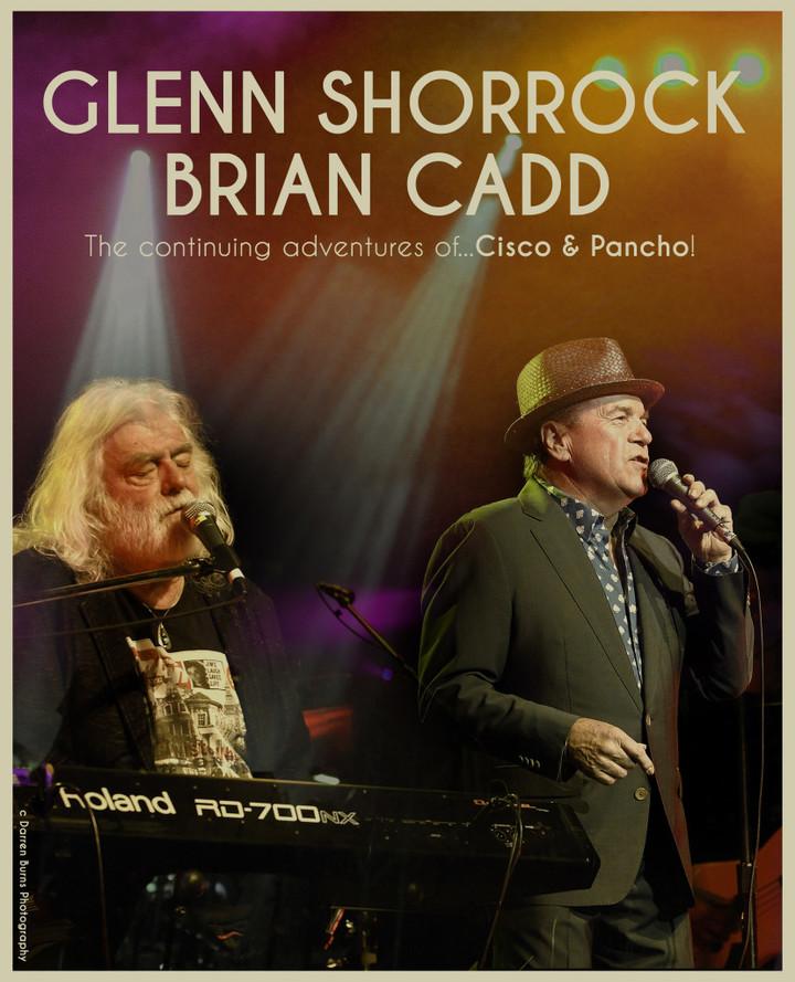 Glenn Shorrock @ Anita's Theatre (Glenn Shorrock & Brian Cadd) - Thirroul, Australia