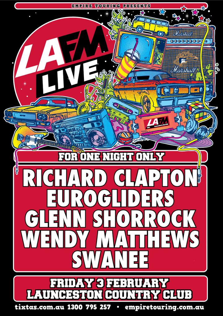 Grace Knight @ Eurogliders - LA FM Live - Country Club Showroom - Launceston, Australia