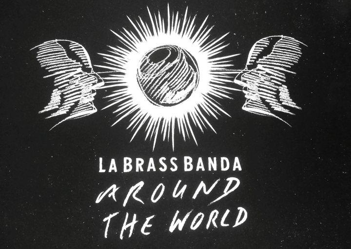 LaBrassBanda @ Festzelt - Fridolfing, Germany