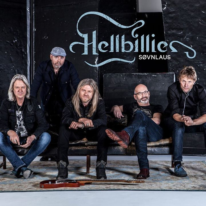 Hellbillies @ Storefjell Resort - Gol, Norway