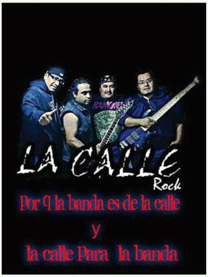 LA CALLE ROCK  URBANO Tour Dates