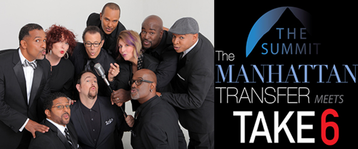 The Manhattan Transfer @ Sunset Center - Carmel By The Sea, CA