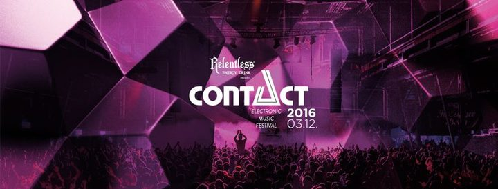 Droplex @ Contact Festival  - Munchen, Germany