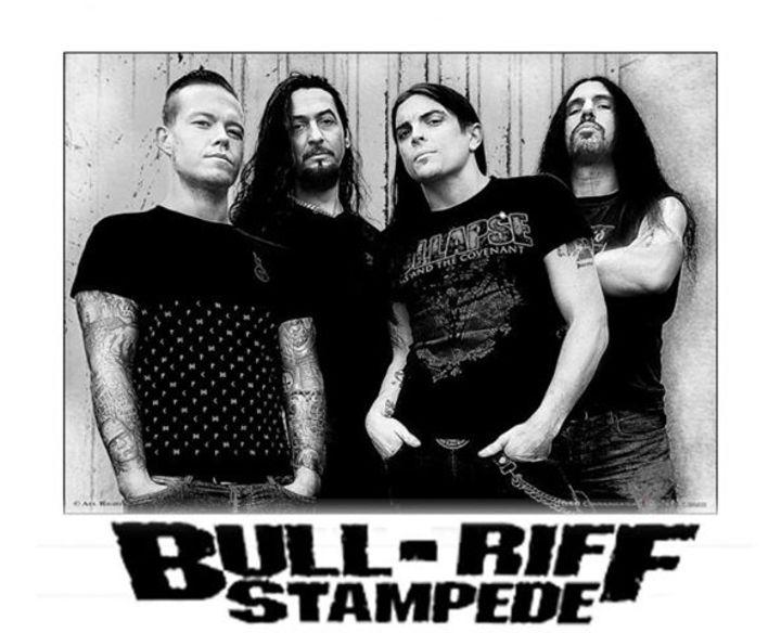 Bull-Riff Stampede Tour Dates