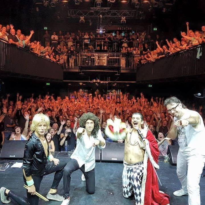 Great Queen's Rats - GQR Tour Dates