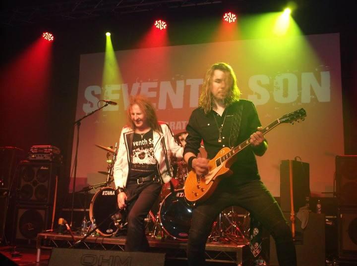 Seventh Son Tour Dates