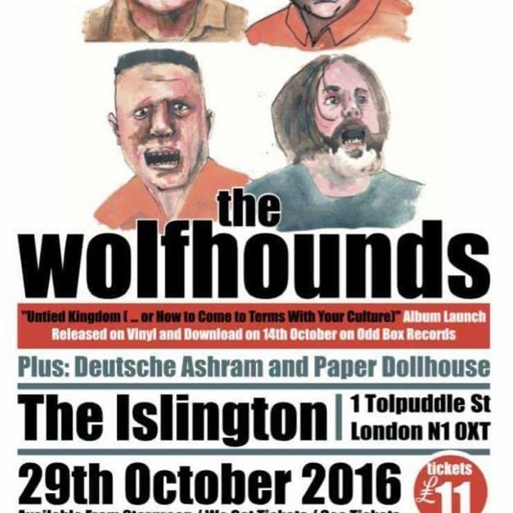 The Wolfhounds Tour Dates