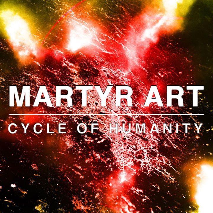 MARTYR ART Tour Dates