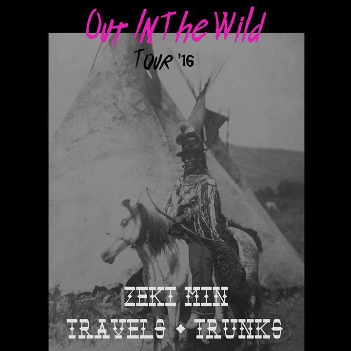 Travels & Trunks Tour Dates