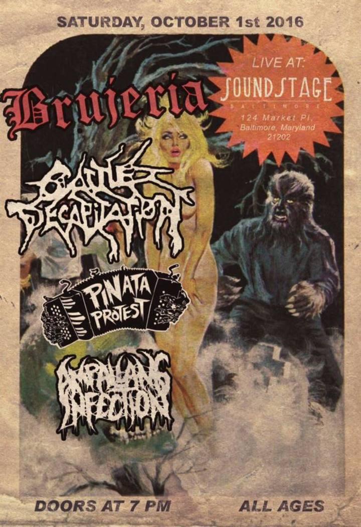 Ampallang Infection Tour Dates