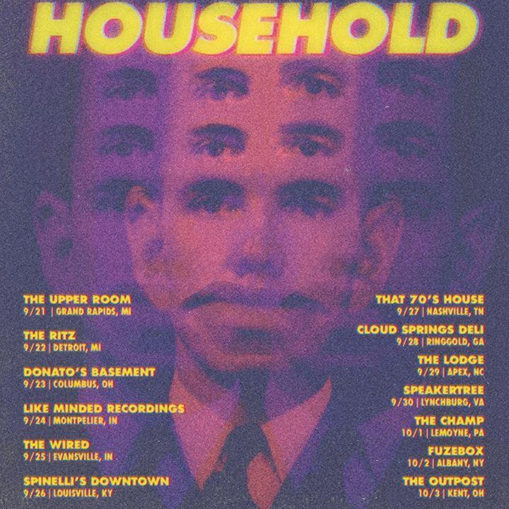 Household Tour Dates