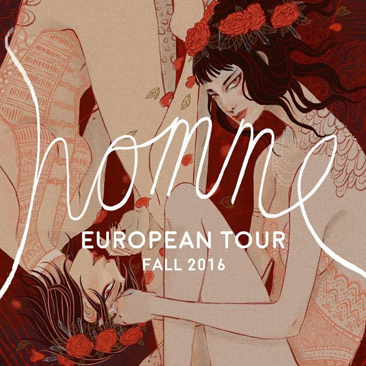 Homme Tour Dates