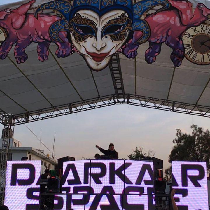 Darkar Space Tour Dates