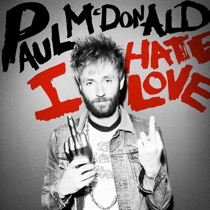 Paul McDonald Tour Dates