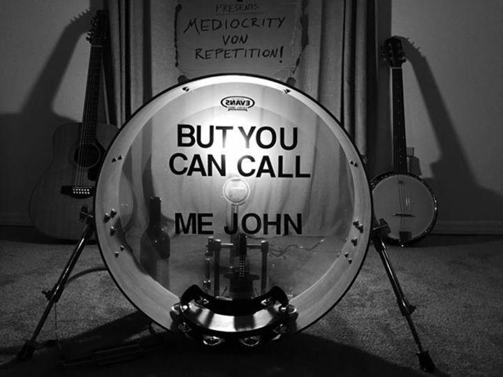 BUT YOU CAN CALL ME JOHN Tour Dates
