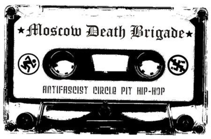 MOSCOW DEATH BRIGADE @ Zielstatt - Munich, Germany