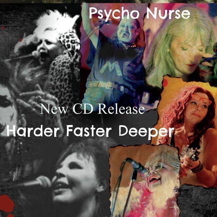 Psycho Nurse Tour Dates