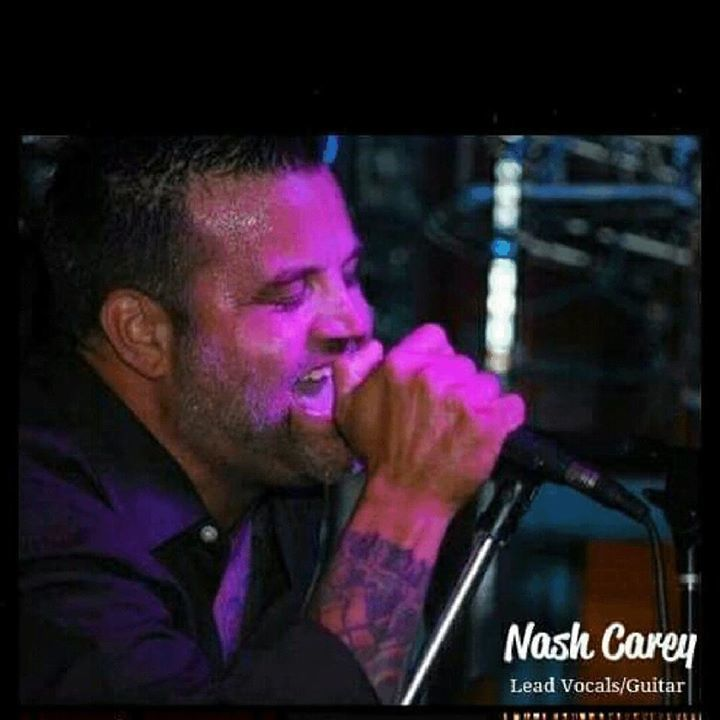 The Nash Carey Band Tour Dates