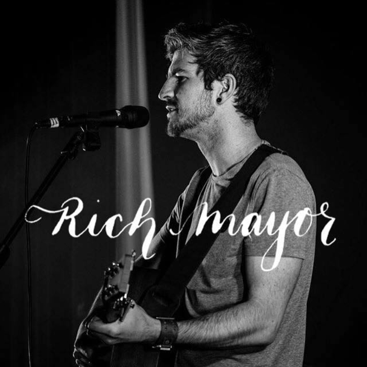 Rich Mayor Tour Dates