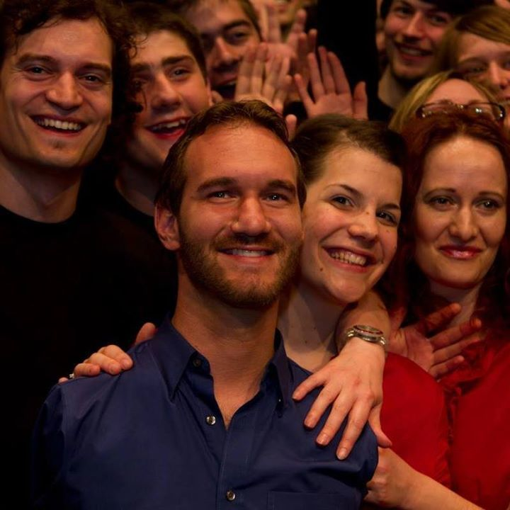 Nick Vujicic v Sloveniji Tour Dates