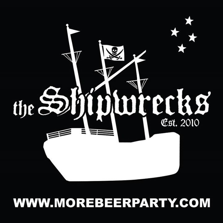 The Shipwrecks Tour Dates