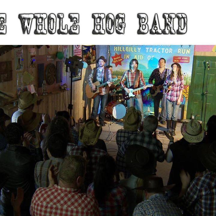 The Whole Hog Band Tour Dates