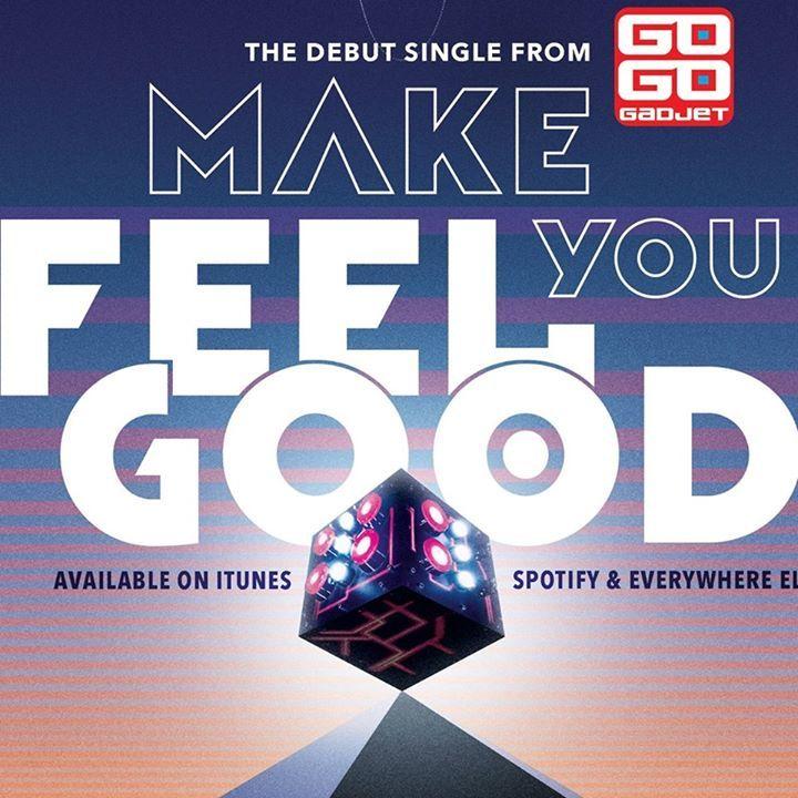 Go Go Gadjet Tour Dates