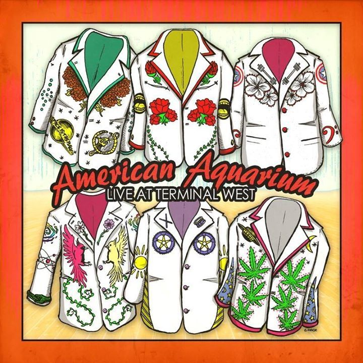 American Aquarium @ Music Star - Norderstedt, Germany