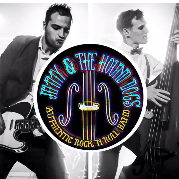 Jimmy & The Hound Dogs Tour Dates