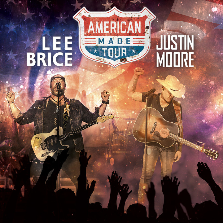 Lee Brice @ Peterson Events Center - Pittsburgh, PA