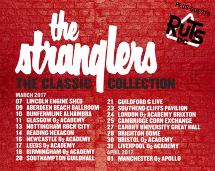Ruts D.C. @ O2 Academy - Liverpool, United Kingdom