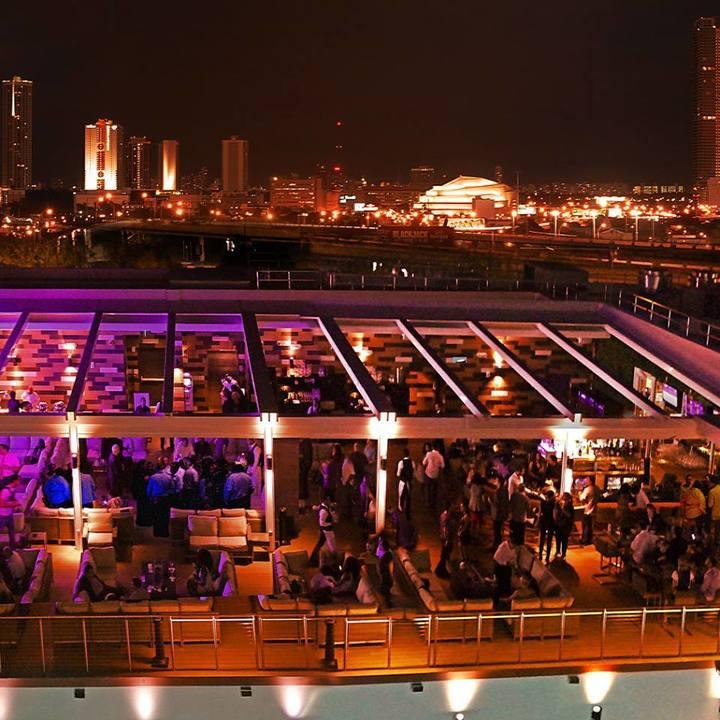 Rooftop Restaurant Miami Beach