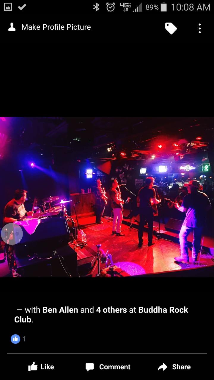 Ben Allen Band @ Miceli's  - Matlacha, FL