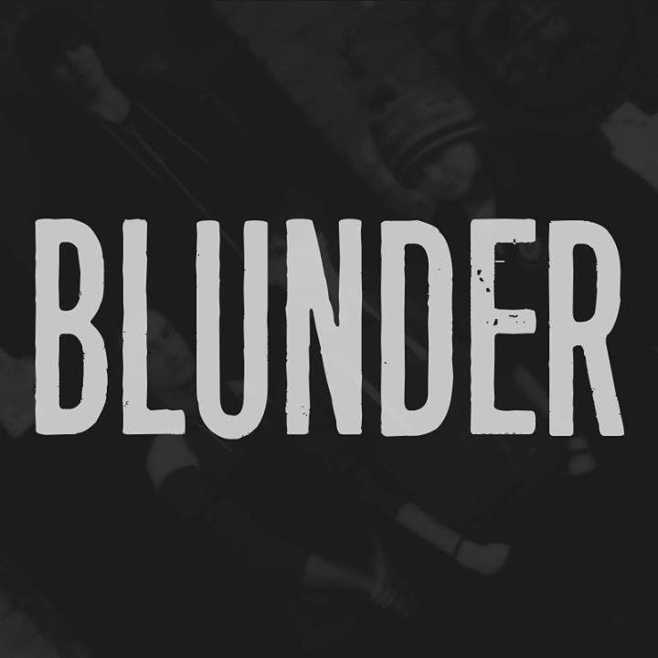 Blunder (UK) Tour Dates
