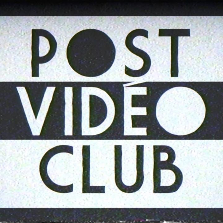 Post Vidéo Club Tour Dates