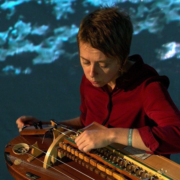 Laurence Bourdin @ Concert poétique - Lavoute-Chilhac, France